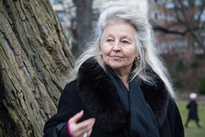 Hanna Schygulla, Foto Marion Schütt