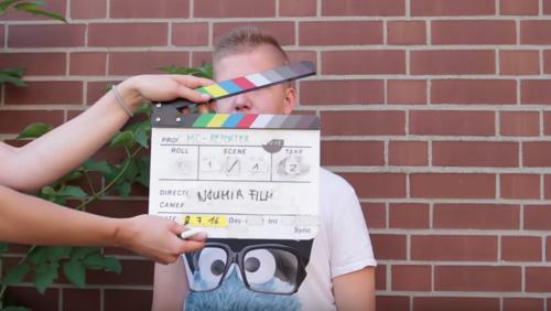 Filmworkshop Marianne-Cohn-Schule